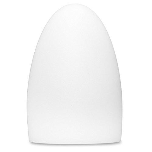 Velleman - SMZ2562451 Smooz Tischleuchte Egg, mit einstellbarem RGB-Farbwechsel 178907