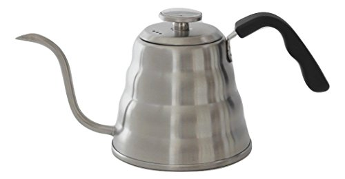 Gooseneck Kettle - Pour Over Kettle - Fixed Thermometer for Exact Temperature - 40 oz (1.2 Liter)