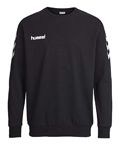 Hummel Herren Sweatshirt Core Cotton, black, XL, 36-894-2001