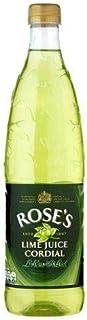 Rose Lime Juice Cordial 1 x 1litre