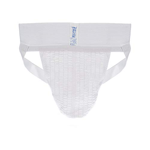 The Duke Athletic Supporter - White - Size Small