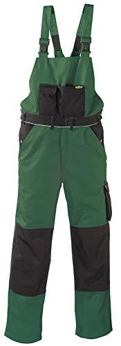 teXXor 2-in-1 Arbeitsbundhose Canvas 320 mit Cordura, verstärkt grün 30, 20-008335-30