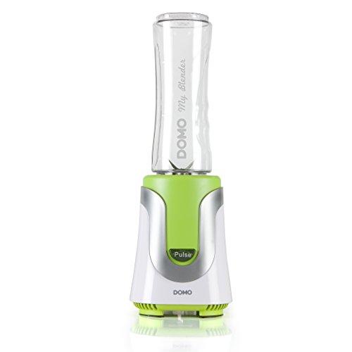 Domo DO491BL Batidora de vaso 0.6L Multicolor - Licuadora (0,6 L, Botones, Batidora de vaso, Multicolor)