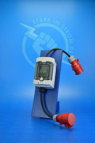 Adapterleitung, 32-16A / 32a-16a Adapter, CEE Adapter, Sicherheitsadapter mit Sicherung