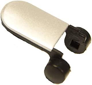 Replacement Boom Power Flip for Motorola H17 H17TXT H19 H19TXT HX550 HX600 Boom 1 Plus Wireless Bluetooth Headset Mouth Piece Repair Part (Silver)