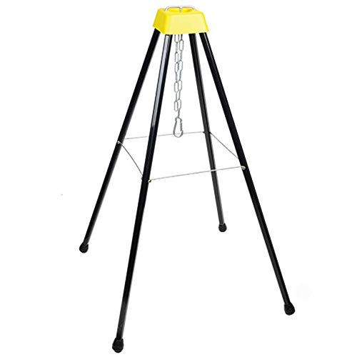 Premier Heat Lamp Stand for Brooders - Allows Adjustable Height of Heat Lamp - 28' W (Base) x 42' H