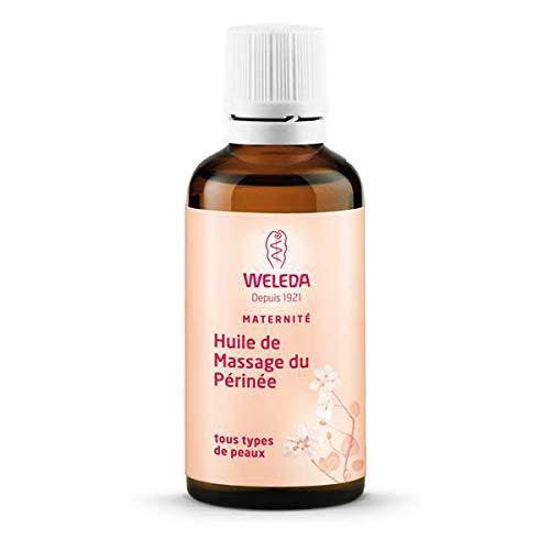 Weleda - Huile De Massage Du Périnée 50Ml - Lot De 3 - Vendu Par Lot - Livraison Gratuite En France