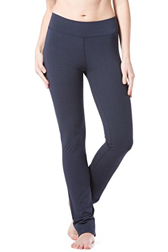 Fishers Finery Women's Ecofabric Straight Leg Yoga Pant