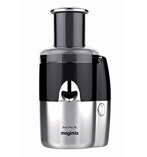 MAGIMIX ESTRATTORE Juice Expert 3 MULTIFUNZIONE Nero/Cromo