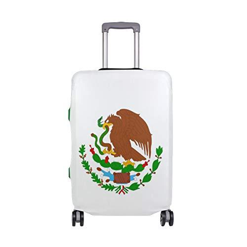 Montoj - Funda para Maleta, diseño de la Bandera de México