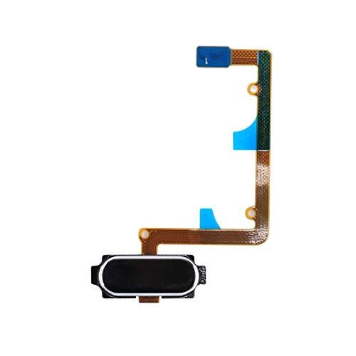 GBHGBH Cable Flexible de botón de Inicio con identificación de Huellas Dactilares for Galaxy A5 (2016) / A510 (Color : Black)