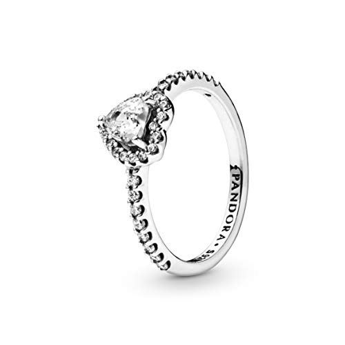 Pandora Damen-Halo-Ring 925 Sterlingsilber mit '- Ringgröße 52 198421C01-52