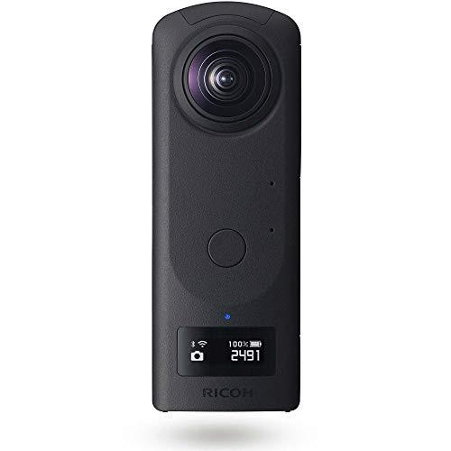 RICOH THETA Z1 360度カメラ 全天球 1型大型センサー リコー 910774 ブラック