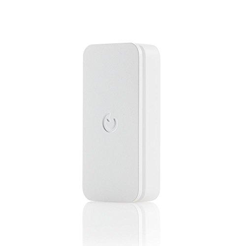 Preisvergleich Produktbild Myfox IntelliTAG,  Erschütterungs- und Öffnungssensor für Türen und Fenster,  wei,  löst die Sirene vor dem Einbruch aus - Zubehör für Myfox Home Alarm,  BU2001