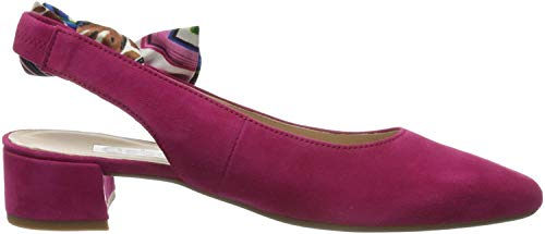 Gabor Shoes Damen Fashion Pumps, Pink (Fuxia 14), 40 EU