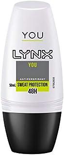Lynx Men Antiperspirant Roll On Deodorant, You, 50ml