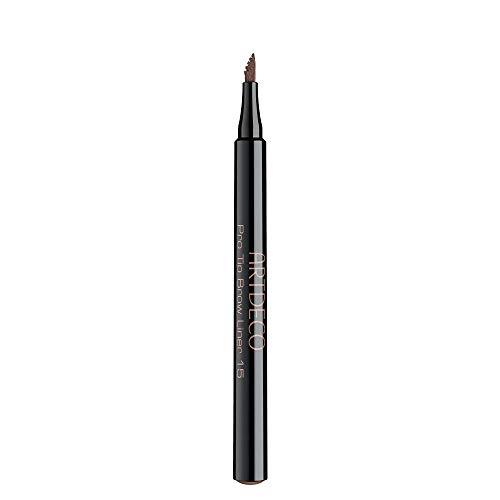 ARTDECO Pro Tip Brow Liner, Brauenstift, Nr. 15, brown tip