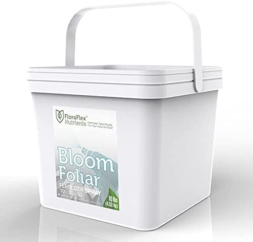 FloraFlex Online limited product Foliar List price Nutrients - Bkt 10lb Bloom