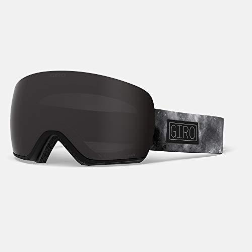 Giro Lusi Womens Snow Goggles - Black White Cosmos Strap with Vivid Smoke/Vivid Infrared Lenses (2021)