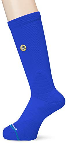 Stance Gameday Pro Calcetines, Hombre, Azul Cobalto, Large