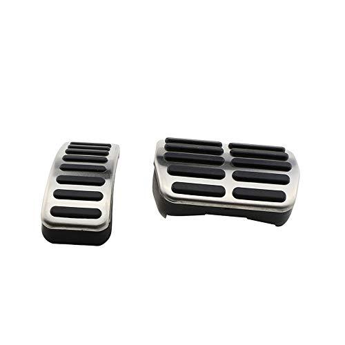 ADLJZM Pedal Antideslizante Pedal AceleradorCubierta delPedal delCoche, para Audi TT A1 A2 A3…