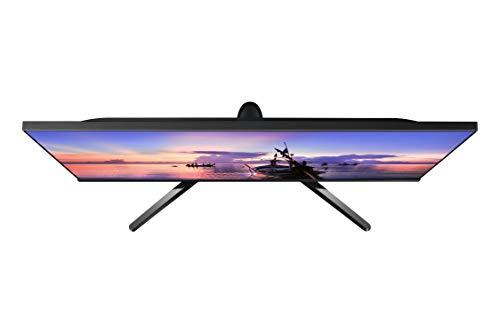 Samsung 24 inch (60.4 cm) IPS, Bezel Less,75 Hz Flat, Flicker Free LED Monitor-LF24T350FHWXXL (Dark Blue Gray)