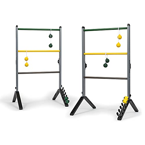 EastPoint Sports Go! Gater Premium Steel Ladderball Set - Features Sturdy Steel Material, Built-in Scoring System, Complete with All Accessories
