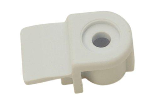 Indesit/Hotpoint Creda Ariston lavadora puerta cristal retenedor C00095635lavadora puertas y accesorios
