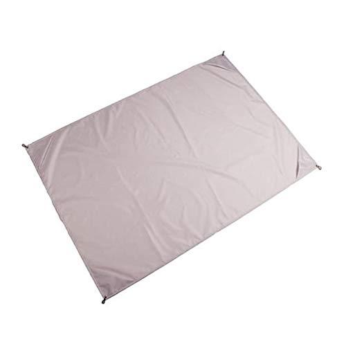 KJBGS Camping en Plein air Imperméable Pliant Plage Plage Picnique Portable Humidité Randonnée Tapis de Pique-Nique Table de Pique-Nique (Color : Light Gray)