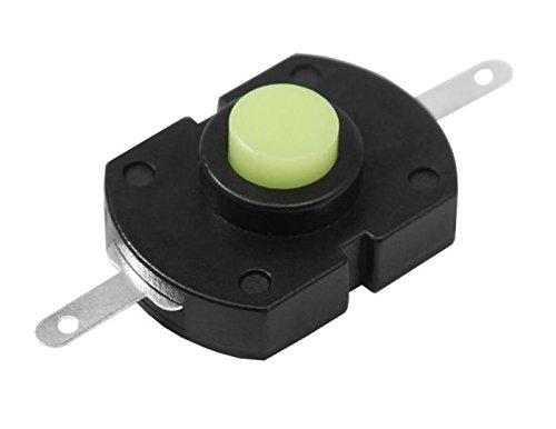 10x Miniatur Schalter Druckschalter Modellbau mini Universal Bastler (18x13x8,4mm)