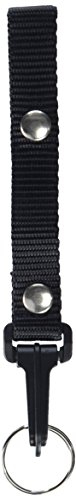 Lucky Line Protetor de chave de nylon com clipe (41801)