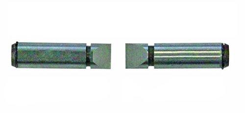 CNC Calidad Rosca Insertos de rosca para micrómetro 60–Ángulo de 48TPI 55°