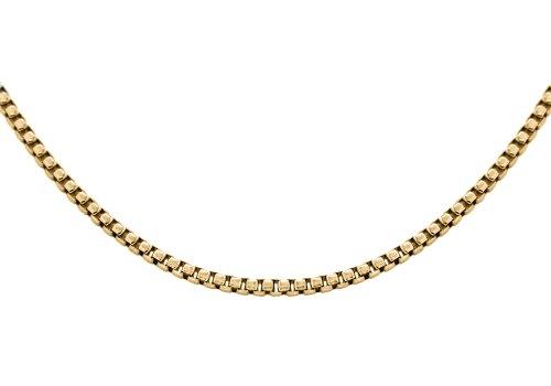 Carissima Gold 7.16.2044 - Collar de oro amarillo (18k) sin gema