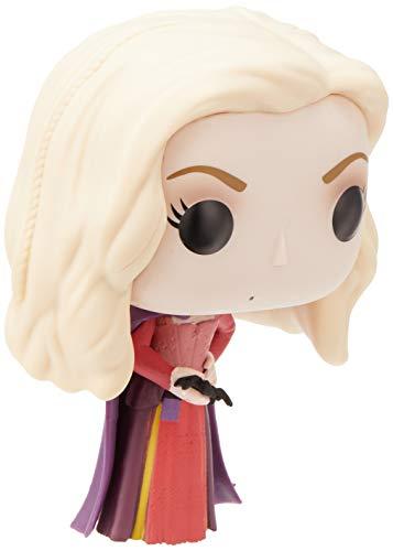 Pop! Figura de Vinilo: Disney: Hocus Pocus - Sarah w/Spider