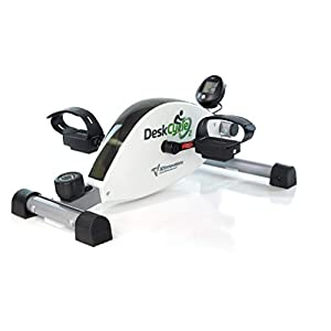 Exercise Bikes New DeskCycle2, Height Adjustable, Premium Quality Magnetic Resistance. Low Profile, Whisper Quiet, Mini Exercise Bike, Turn any Chair into an Invigorating Fitness Station. [tag]