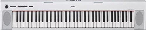 Yamaha np32wh | 76Schlüssel Mid Level Piaggero tragbar Digital Piano weiß