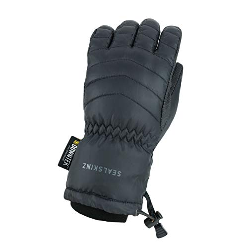 SealSkinz Waterproof Extreme Cold Weather Down Gants Mixte, Noir, M