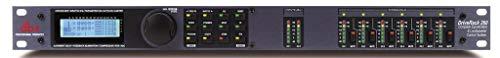 dbx DriveRack 260 2x6 I/O Loudspeaker Management System (Crossover, Graphic EQ, Parametric EQ, Auto-EQ, and Limiter)