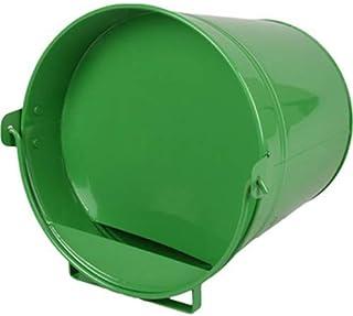 Flamingo 310043 - Cubo de Basura con Asas (7 L), Color Verde