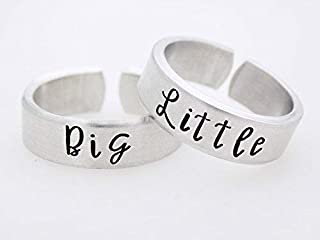 Best big little rings sorority Reviews
