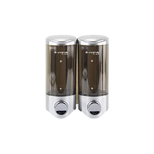 HLD Punsvrije zeepdispenser voor hotelbadkamer voor wandmontage Home Badkamer douchegel wassen mobiele telefoon zeepdispenser
