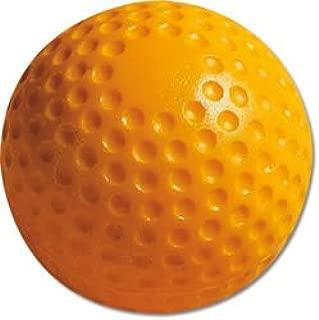 Macgregor 12 Yellow Dimpled Softballs (One Dozen)