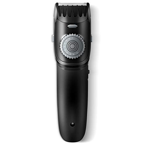 SUPRENT Adjustable Beard Trimmer, All-in-one Beard Trimmer for Men with 19 Built-in Precise Lengths, Long-Lasting Use, Fast USB Charging