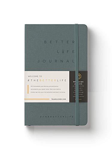 Dean Graziosi Better Life Journal, Outcome Journaling