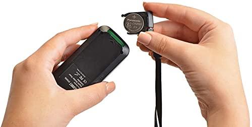 Panasonic CR2032 Batterie (2er-Packung), Lithium-Knopfzelle, 3 V