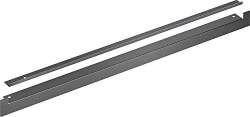 Bosch HEZ660060 Installationszubehör / Fachbodenverblendung / Edelstahl