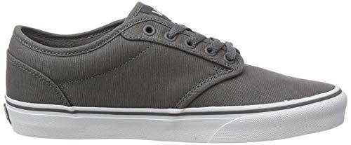 Vans Herren MN Atwood Sneakers, Grau (Pewter), 43 EU
