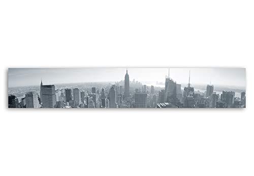 murando Deko Panel XXL 300x50 cm Vlies Tapete Poster Panoramabilder Riesen Wandbilder Dekoration Design Fototapete Wandtapete Wanddeko Wandposter Architektur 110604-10