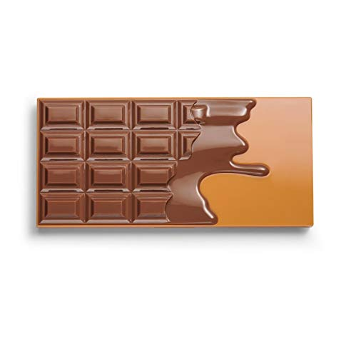 I Heart Revolution - Lidschattenpalette - Peanut Butter Cup Chocolate Palette
