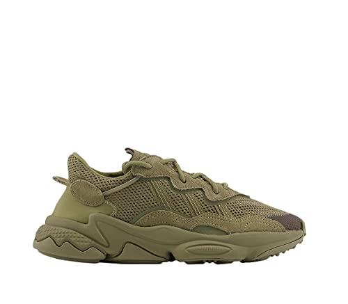 adidas Zapatillas de gimnasia Ozweego para hombre, color Verde, talla 38 EU